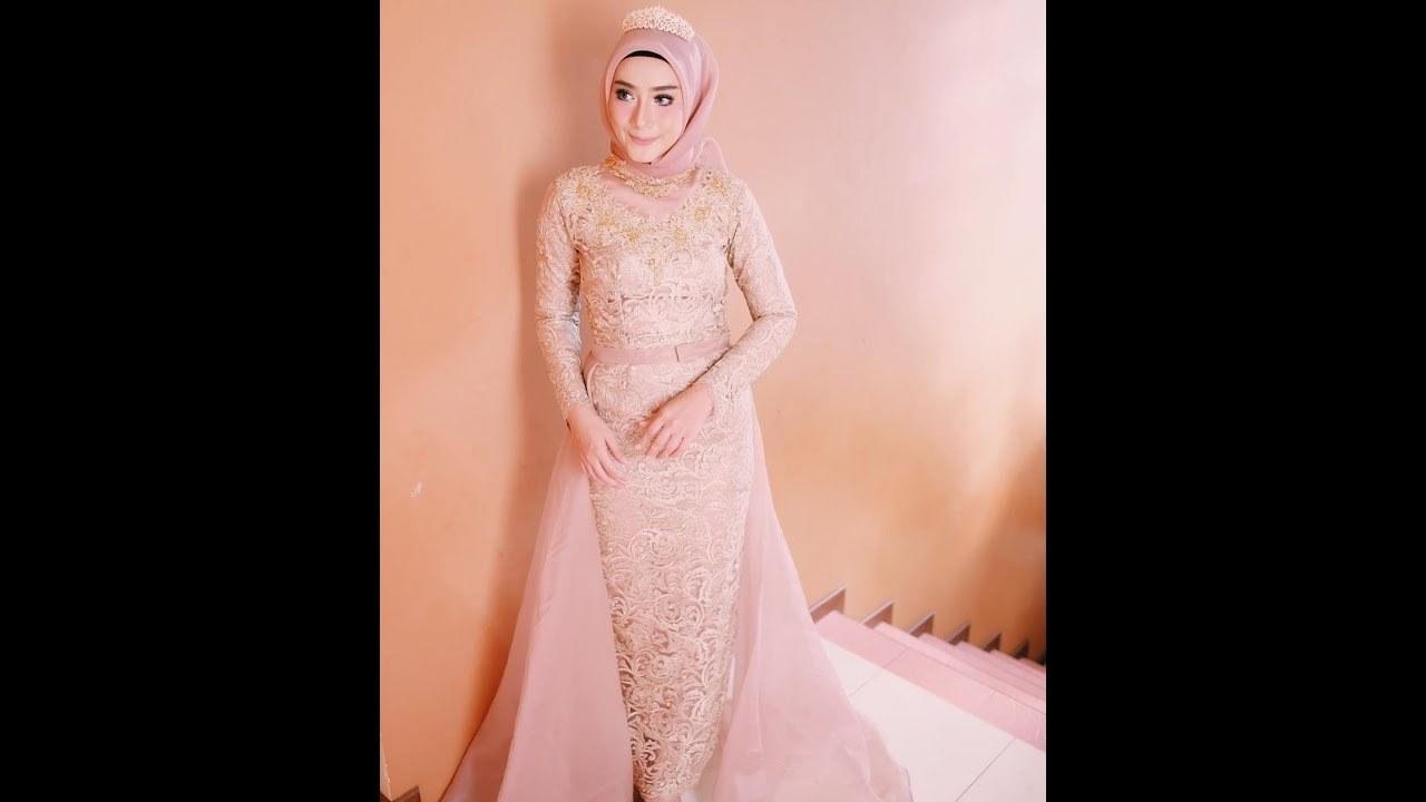 Bentuk Gaun Pernikahan Muslimah Elegan H9d9 12 Desain Gaun Pernikahan Muslimah Elegan Nan Sederhana