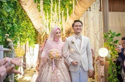 Bentuk Gaun Pernikahan Muslimah Elegan Tldn Anggun Dan Elegan Ini Inspirasi Gaun Pengantin Muslimah