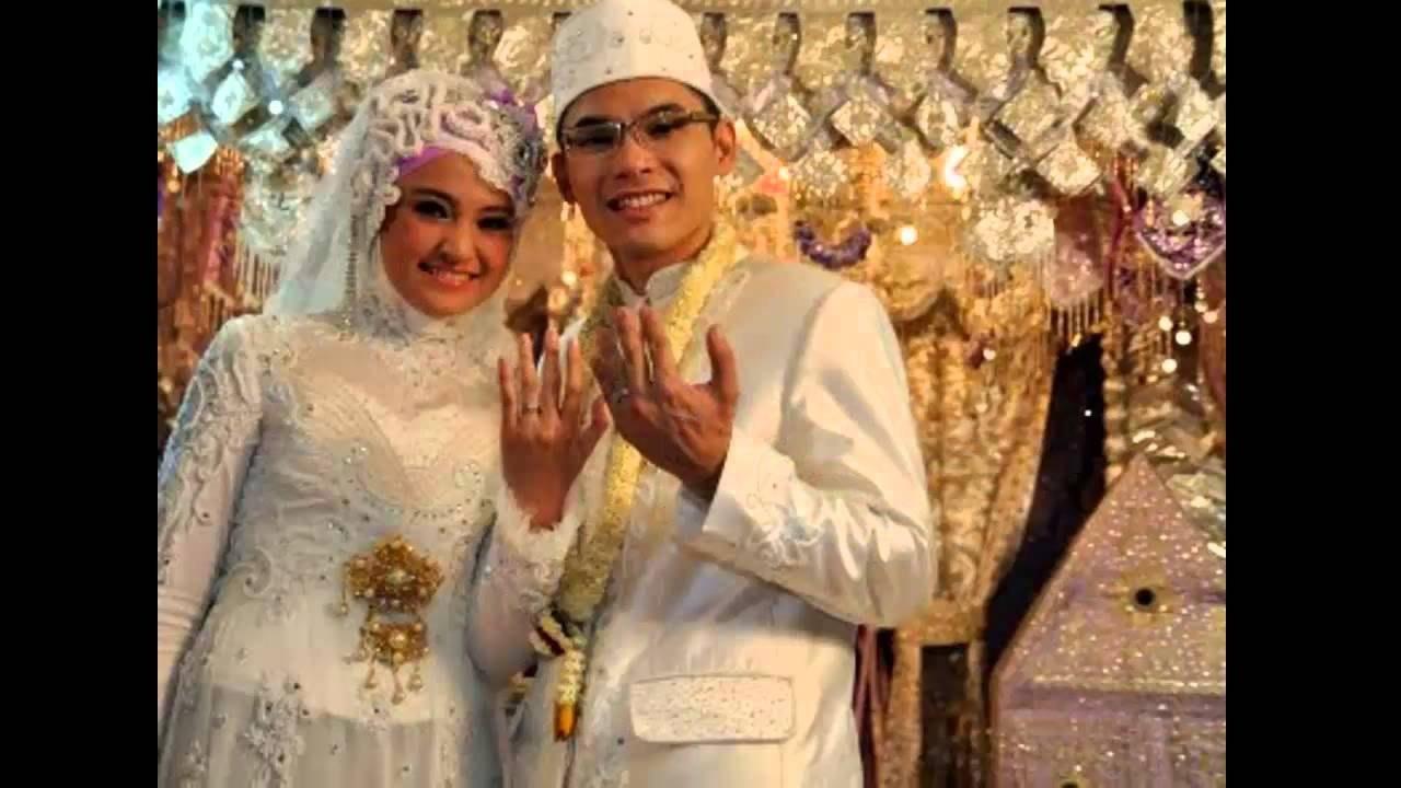 Bentuk Gaun Pernikahan Muslimah Syar'i Zwdg Gaun Pengantin Muslimah
