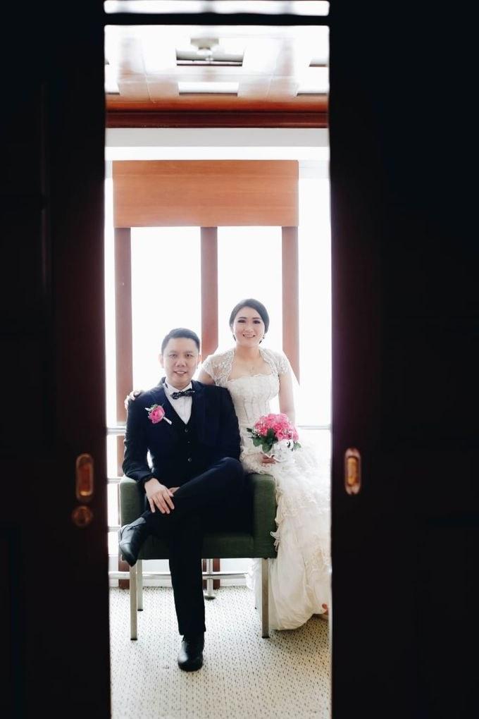 Bentuk Gaun Pesta Pengantin Muslim Tqd3 Wedding Od Lie Bun Hoa Dan Meliana by Michelle Bridal