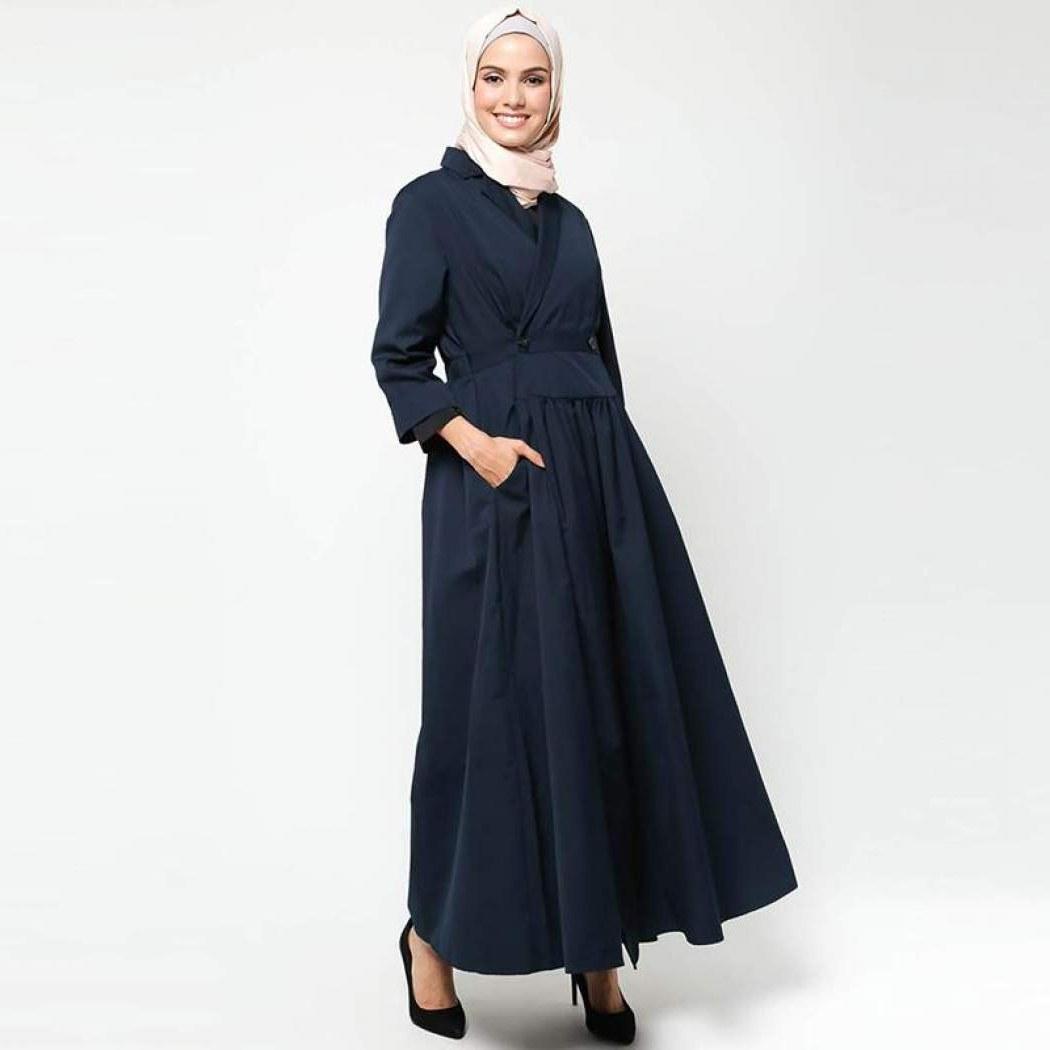 Bentuk Harga Gaun Pengantin Muslimah Irdz Harga Spesifikasi Sabrina Maxy Navy Dan Kelebihan Kekurangan