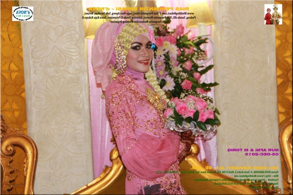 Bentuk Harga Sewa Gaun Pengantin Muslimah Tqd3 Rias Pengantin Muslimah Bekasi by Rias Pengantin Bekasi