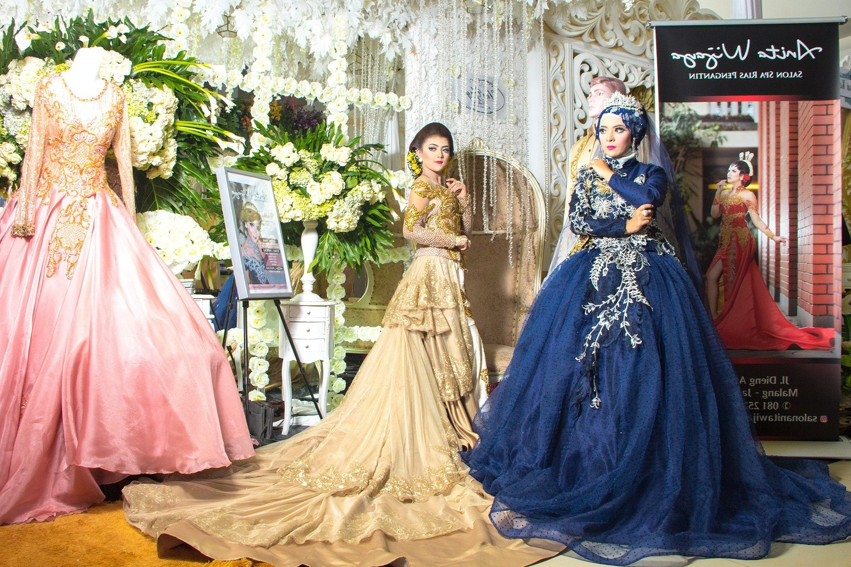 Bentuk Harga Sewa Gaun Pengantin Muslimah X8d1 Di Salon Anita Wijaya Request Gaun Cukup Bayar Rp 2 5 Juta
