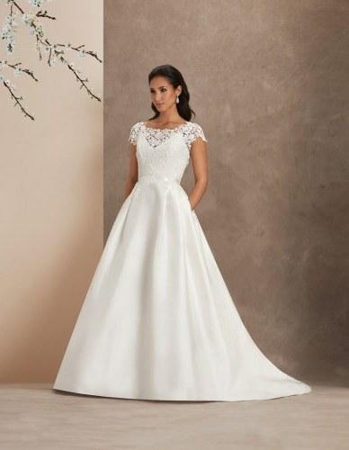 Bentuk Inspirasi Gaun Pengantin Muslim O2d5 10 Inspirasi Tren Gaun Pernikahan Yang Cantik Dan Kekinian