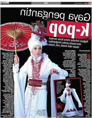 Bentuk Inspirasi Gaun Pengantin Muslim Y7du Hm Sat 02 2012 Rentak Artis Popular B Sabah