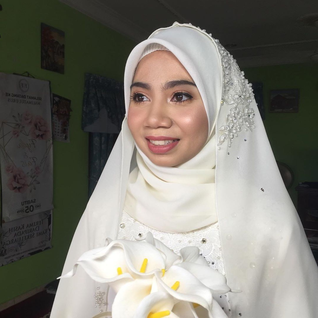 Bentuk Kebaya Pernikahan Muslimah Terindah T8dj Muakl S Images Pics