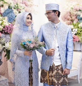 Bentuk Kebaya Pernikahan Muslimah Terindah Zwd9 Model Kebaya Hijab Untuk Akad Nikah Model Kebaya Terbaru 2019