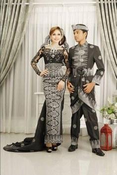 Bentuk Model Baju Kebaya Pengantin Muslimah Dddy 89 Best songket Ideas Images