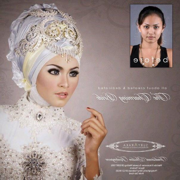 Bentuk Model Baju Pengantin India Muslim Dddy Wedding Hijab Baju Pengantin