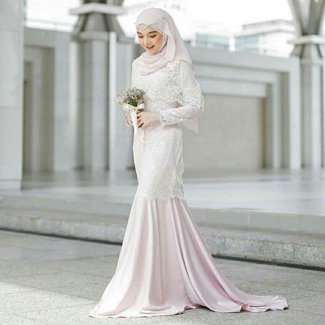 Bentuk Model Baju Pengantin Muslimah Terbaru Budm Dewankahwinkl Instagram Posts Photos and Videos Instazu