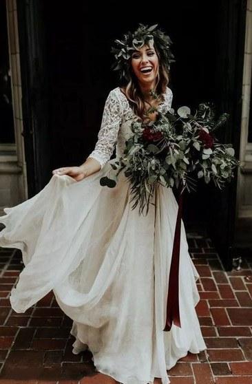 Bentuk Model Baju Pengantin Muslimah Terbaru Q0d4 Cheap Bridal Dress Affordable Wedding Gown