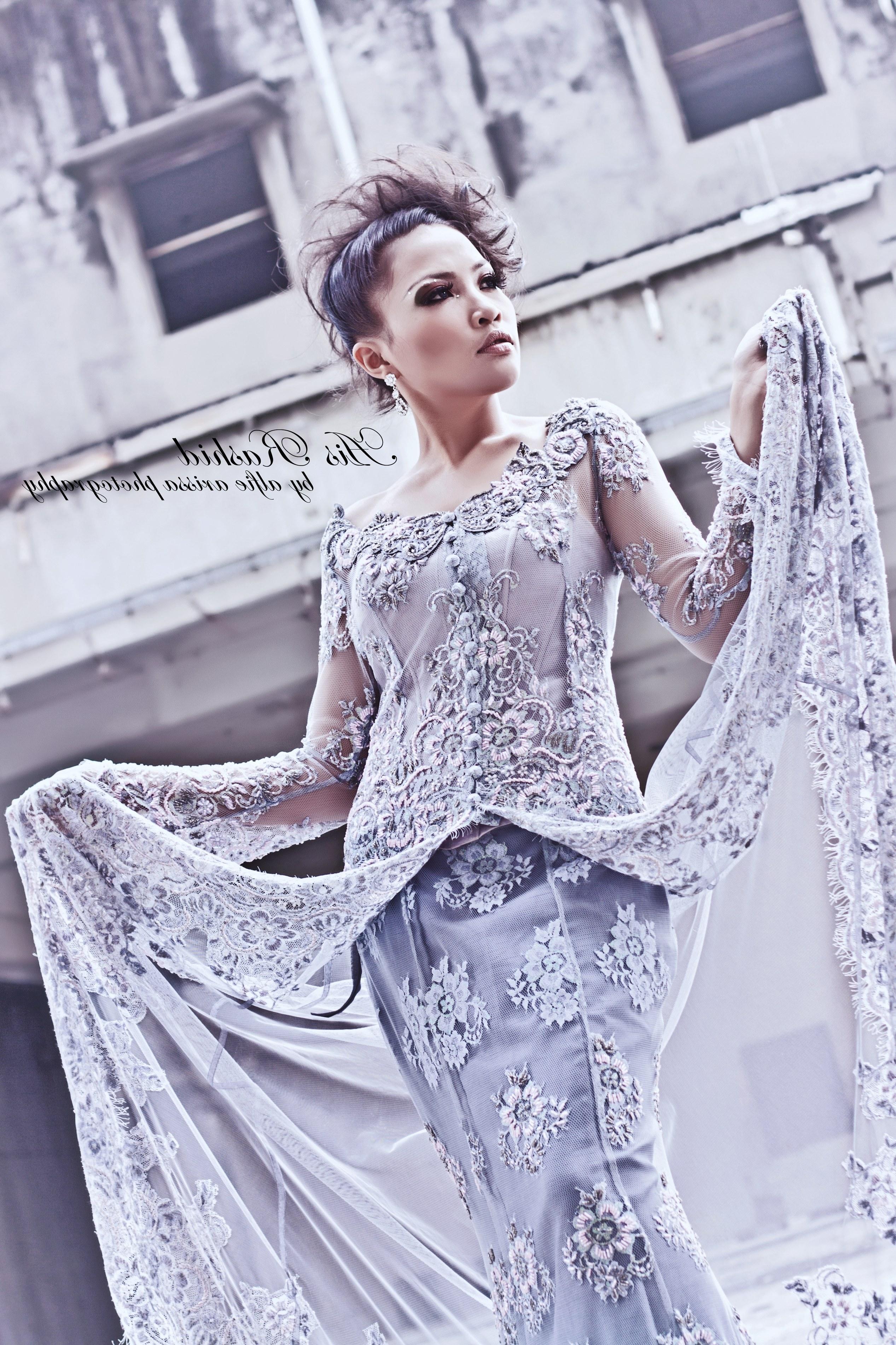 Bentuk Model Baju Pengantin Muslimah Terbaru Wddj Wedding Pakage
