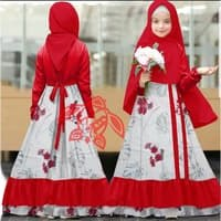 Bentuk Model Baju Pengantin Muslimah Terbaru X8d1 Jual Alisa Syari Murah Harga Terbaru 2019