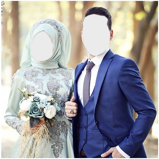 Bentuk Pasangan Gaun Pengantin Muslim Jxdu Hijab Couple Suit Aplikacije Na Google Playu