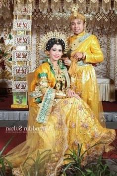 Bentuk Pasangan Gaun Pengantin Muslim Thdr 16 Best Pengantin Images In 2019