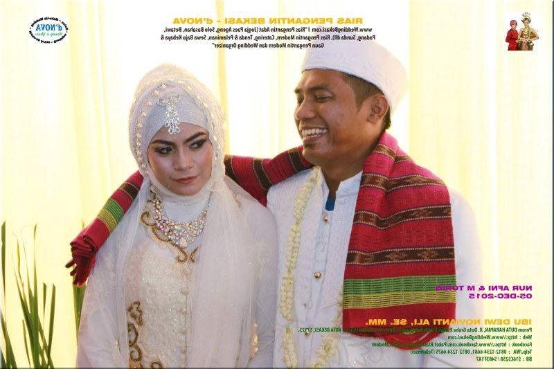 Bentuk Sewa Baju Pengantin Muslimah Bekasi Budm Rias Pengantin Muslimah Bekasi by Rias Pengantin Bekasi