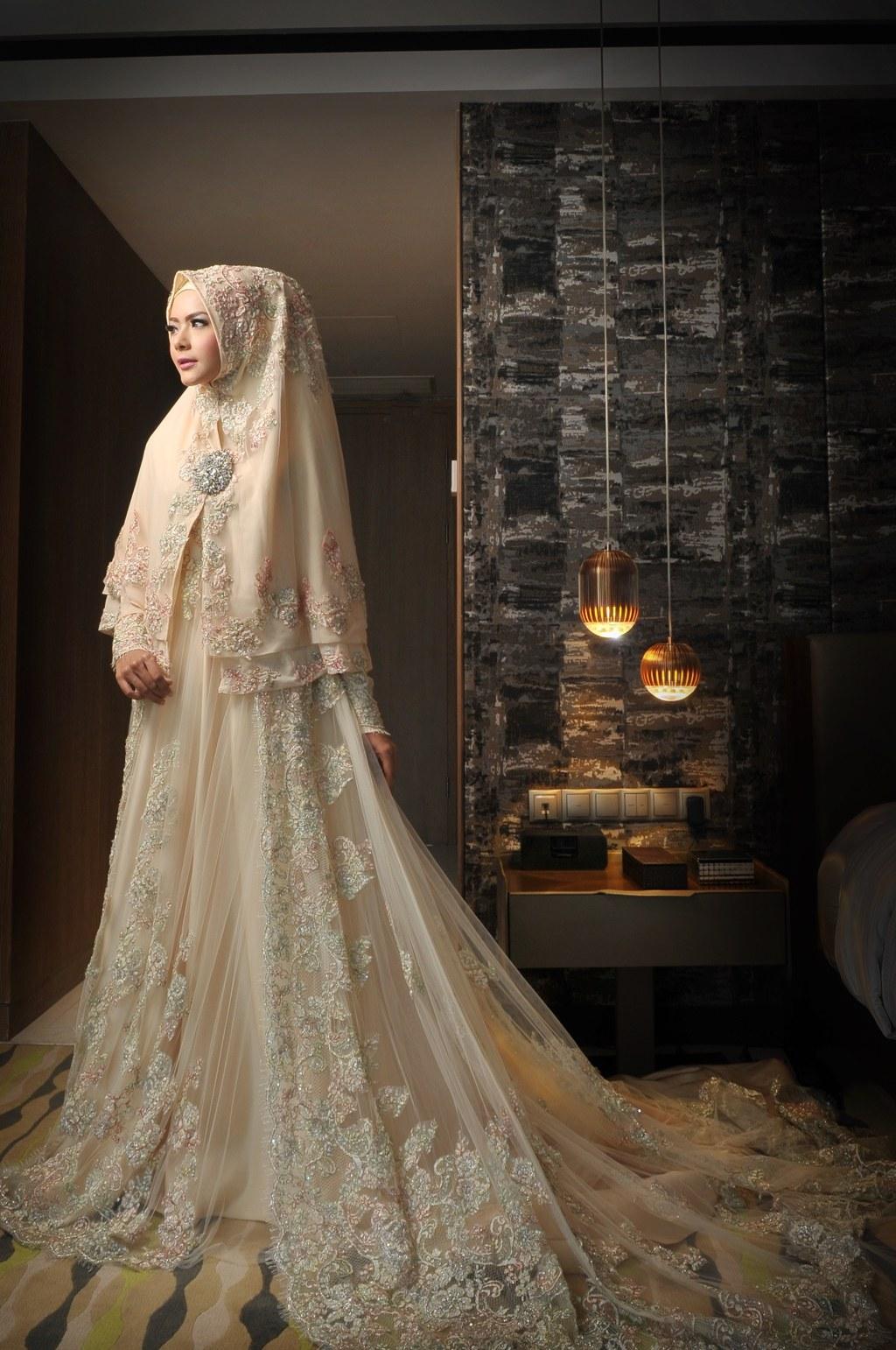 Bentuk Sewa Baju Pengantin Muslimah Budm 80 Sewa Gaun Pengantin Dan Make Up Jakarta