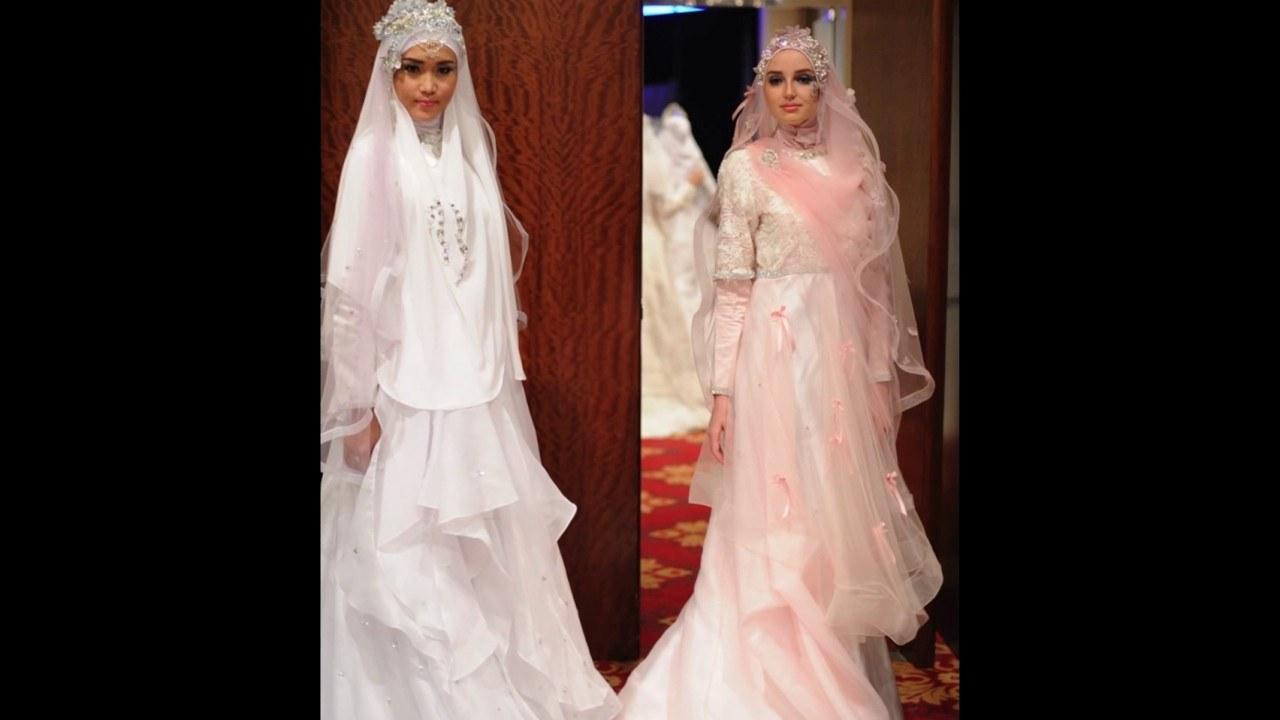 Bentuk Sewa Baju Pengantin Muslimah Wddj 0811 9000 936 Sewa Gaun Pengantin Murah Di Jakarta Selatan