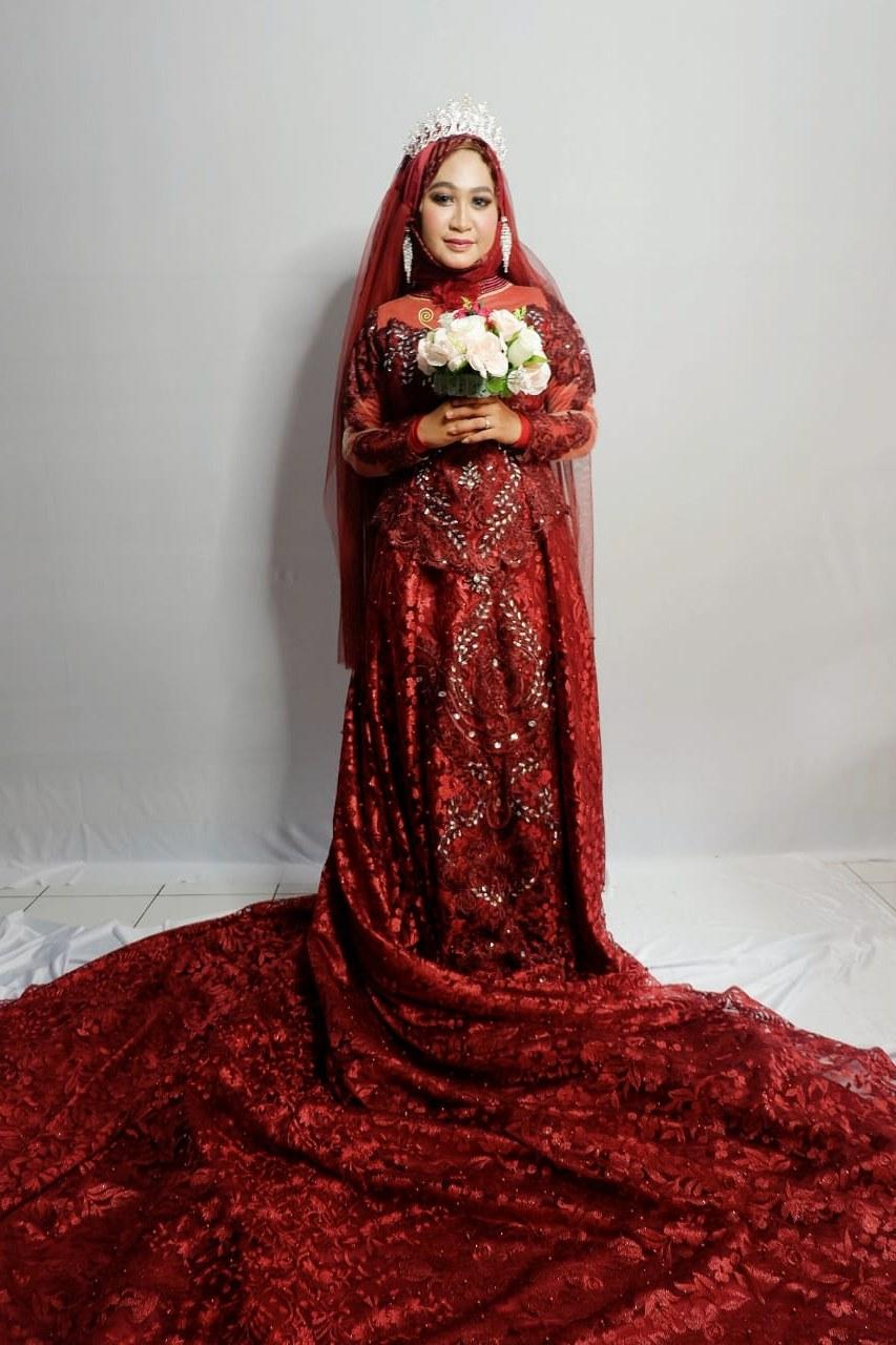 Bentuk Sewa Gaun Pengantin Muslimah 9ddf Sewa Gaun Pengantin Syari Di Bekasi