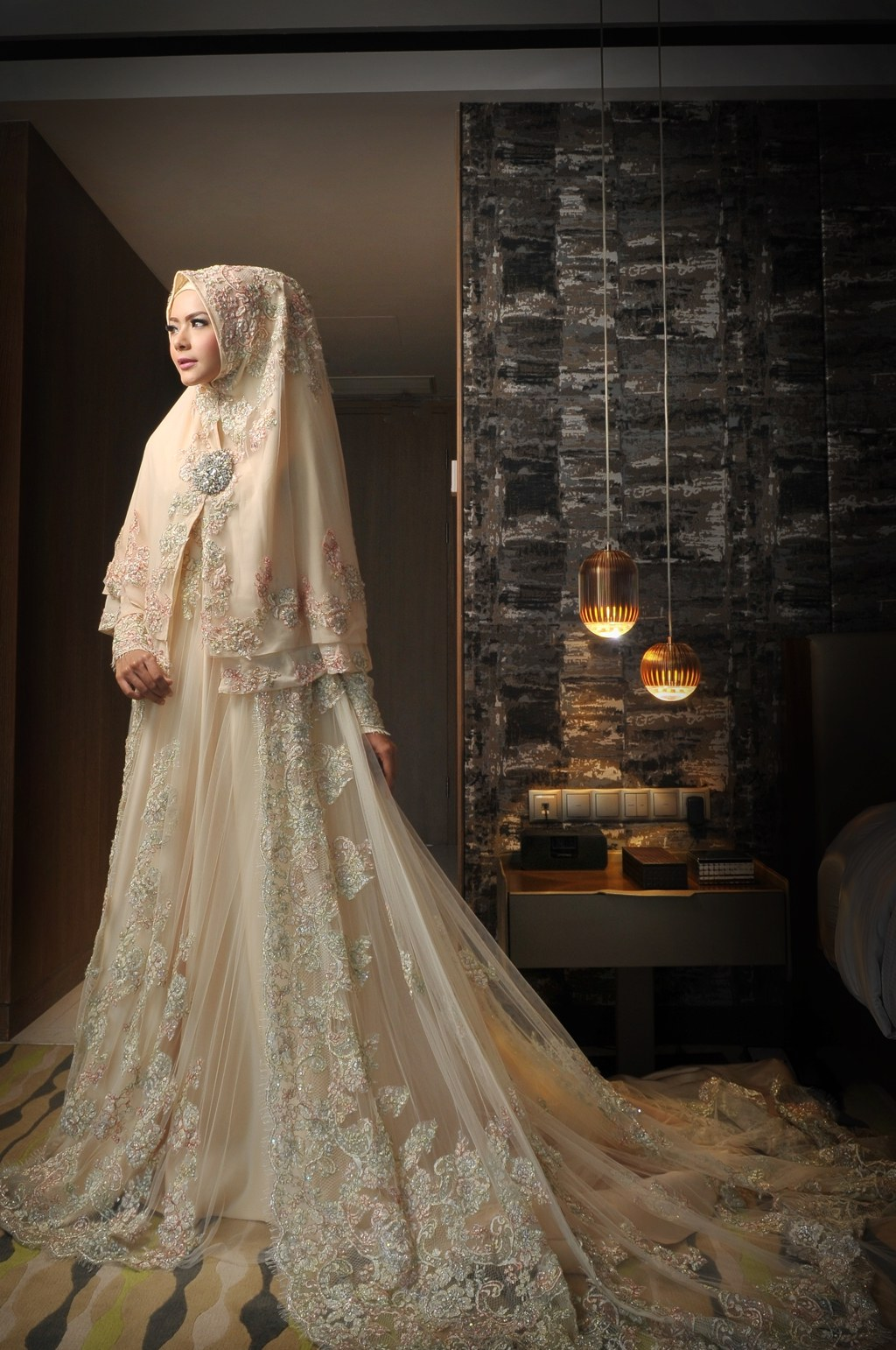 Bentuk Sewa Gaun Pengantin Muslimah Di solo 9ddf 82 Sewa Gaun Pengantin Dan Make Up