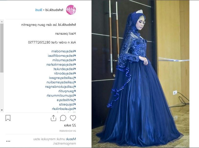 Bentuk Sewa Gaun Pengantin Muslimah Di solo D0dg Sewa Gaun Pengantin Murah Di solo