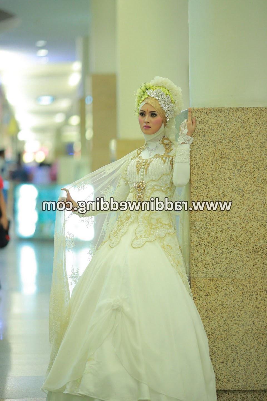 Bentuk Sewa Gaun Pengantin Muslimah Di solo Mndw Gaun Pengantin Muslimah Murah Di Surabaya Raddin Wedding