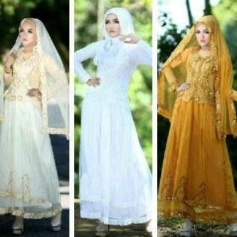 Bentuk Sewa Gaun Pengantin Muslimah Murah 9fdy Inilah Harga Sewa Baju Pengantin Muslimah Murah Terbaik 2019
