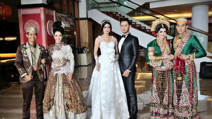 Bentuk Sewa Gaun Pengantin Muslimah Rldj Tribunwiki Ini 4 Salon Penyewaan Baju Pengantin Di Makassar
