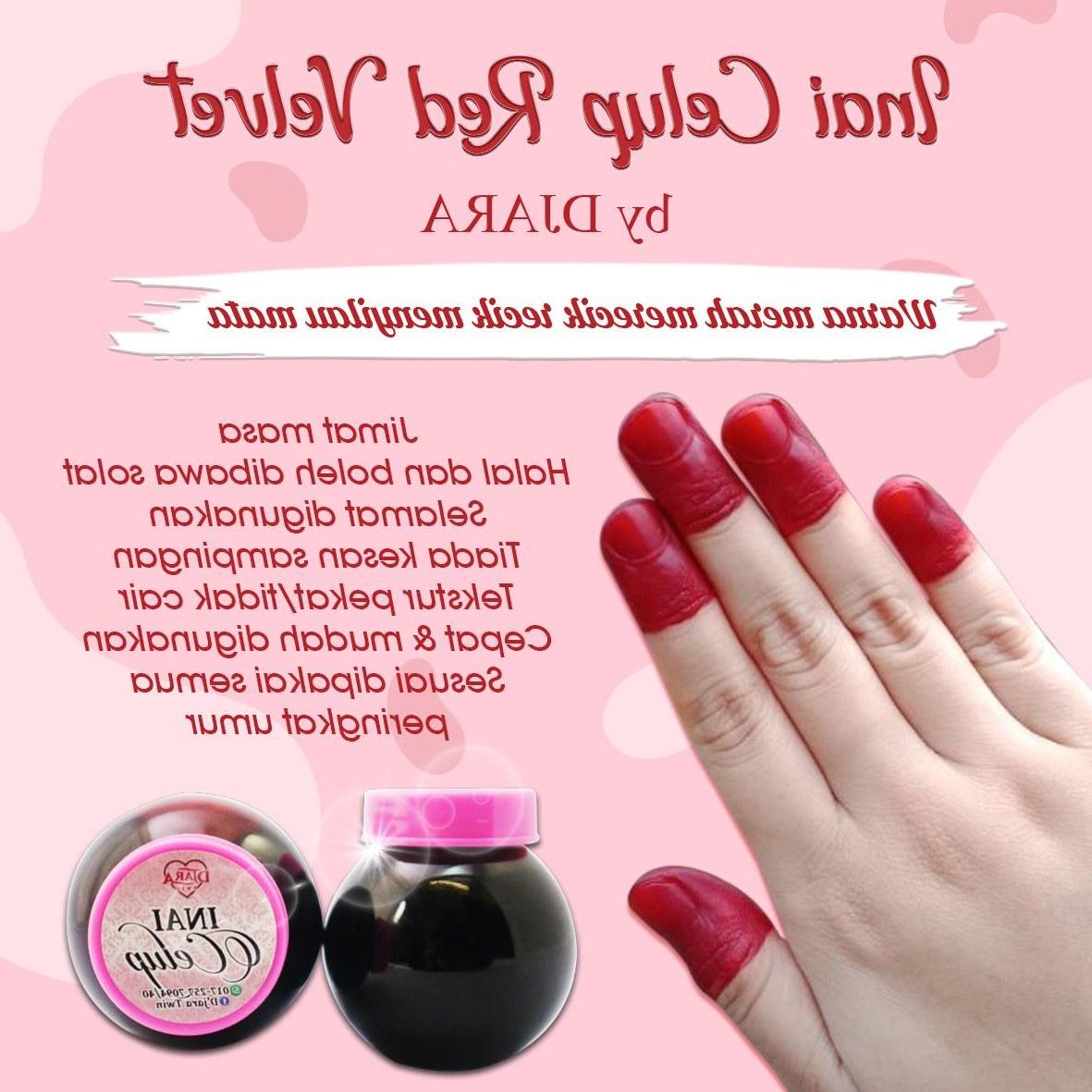 Contoh Gaun Pengantin Muslimah Warna Pink Budm Inai Celup Merah Menyala