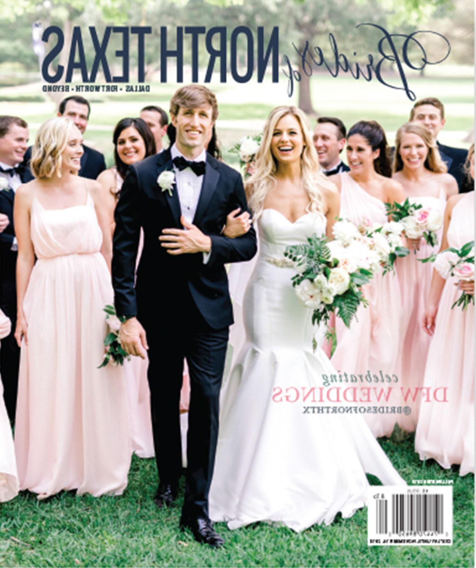 Contoh Gaun Pengantin Muslimah Warna Pink Dwdk Real Weddings Featured In Brides Of north Texas