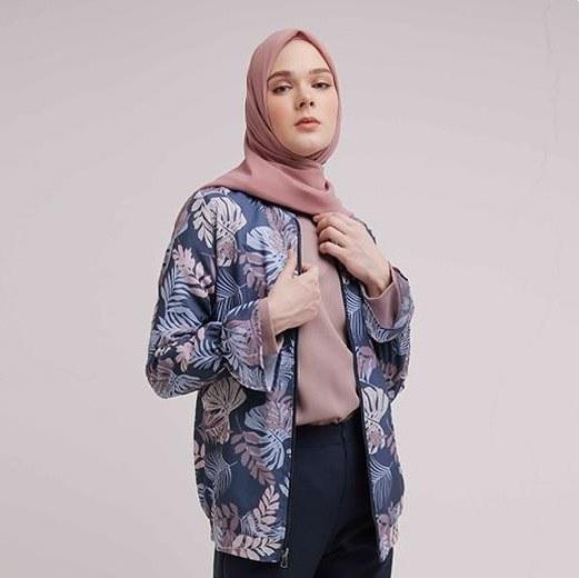 Contoh Gaun Pengantin Muslimah Warna Putih O2d5 Zoya