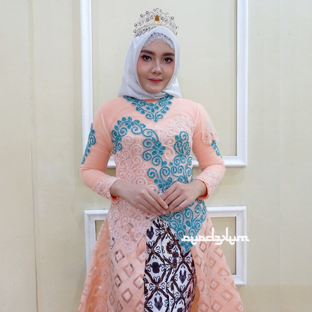 Design Baju Gaun Pengantin Muslim 0gdr Shopee Indonesia