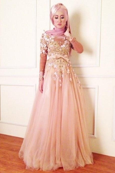 Design Baju Ke Pesta Pernikahan Muslimah O2d5 Dress Muslim Untuk Acara Pernikahan 2019 atasan Dress