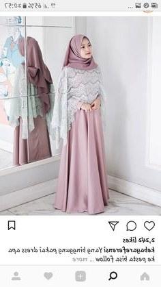 Design Baju Muslim Pengantin Modern 4pde 15 Best Baju Muslim Images
