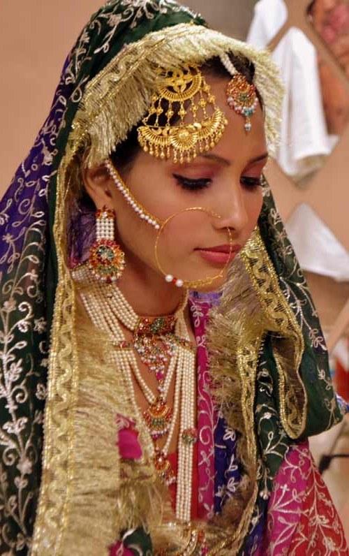 Design Baju Pengantin India Muslim Ftd8 islamic Wedding Dresses Worn During Nikah