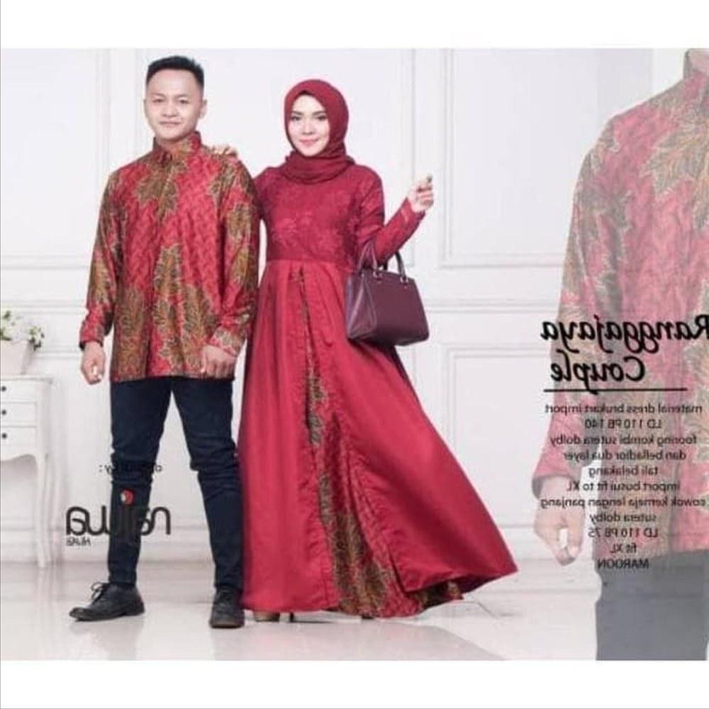 Design Baju Pengantin Muslim Couple E6d5 Anak Anak Perempuan