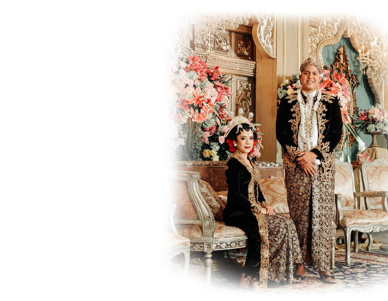 Design Baju Pengantin Muslim Jawa E9dx Ikk Indonesia