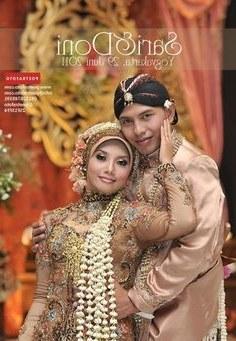 Design Baju Pengantin Muslim Jawa Tldn 19 Best Ian Images