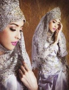 Design Baju Pengantin Muslim Jawa Whdr 46 Best Gambar Foto Gaun Pengantin Wanita Negara Muslim