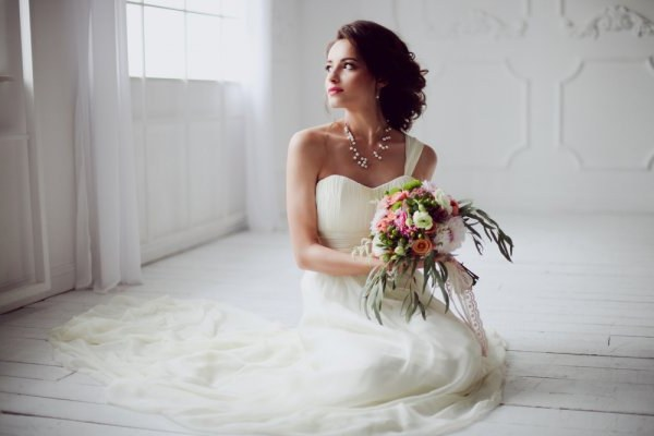 Design Baju Pengantin Muslim Sederhana 3ldq 10 Inspirasi Tren Gaun Pernikahan Yang Cantik Dan Kekinian