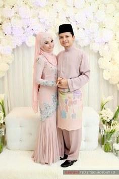 Design Baju Pengantin Muslim Sederhana Bqdd 24 Best Nikah Images