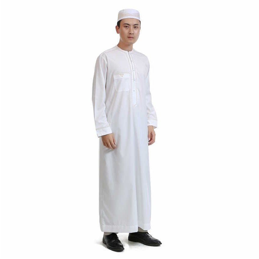 39 Model Baju Pengantin Muslim Untuk Orang Gemuk