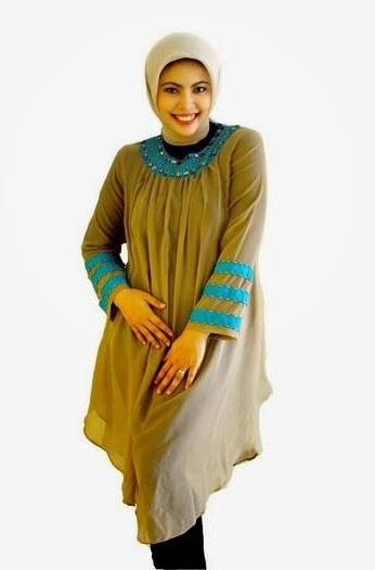 Design Baju Pengantin Muslim Untuk orang Gemuk E9dx September 2015 – Erfiaulia