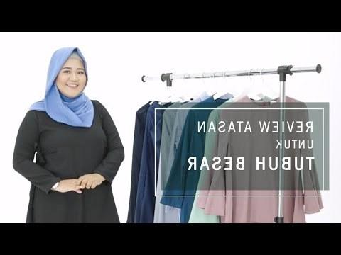 Design Baju Pengantin Muslim Untuk orang Gemuk Ipdd Videos Matching Baju Muslim Yang Cocok Untuk Wanita Gemuk
