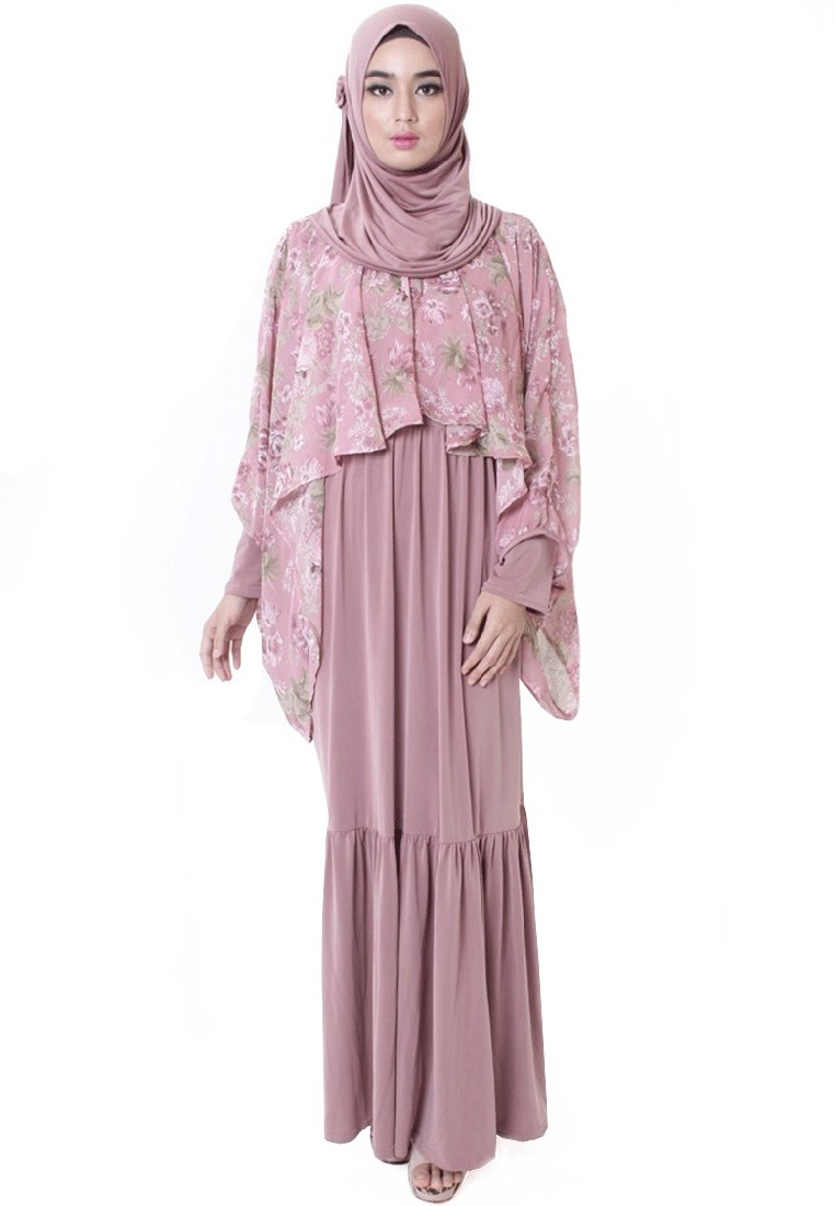 Design Baju Pengantin Muslim Untuk orang Gemuk Irdz 17 Model Baju Batik Muslim 2018 Untuk Remaja Muslimah