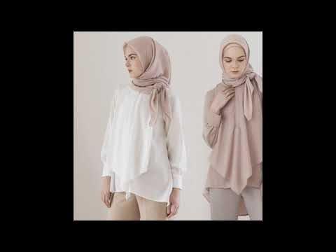 Design Baju Pengantin Muslim Untuk orang Gemuk Q0d4 Videos Matching Baju Muslim Yang Cocok Untuk Wanita Gemuk