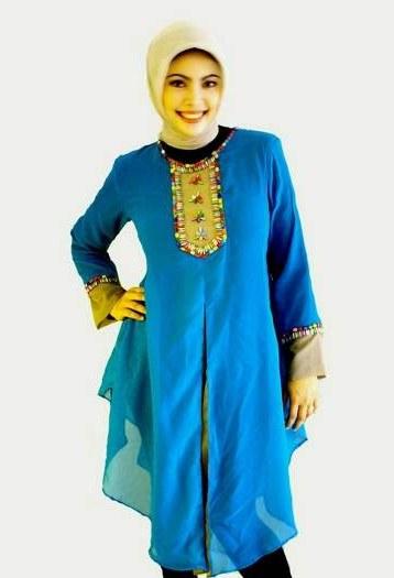 Design Baju Pengantin Muslim Untuk orang Gemuk Tqd3 September 2015 – Erfiaulia