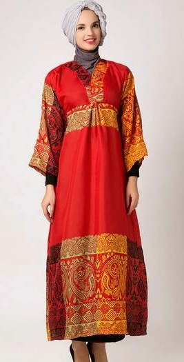 Design Baju Pengantin Muslim Untuk orang Gemuk U3dh Erfiaulia – Laman 4