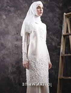 Design Baju Pengantin Muslimah 2017 Irdz 147 Best Baju Nikah Putih Images In 2019