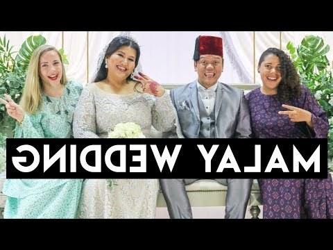 Design Baju Pengantin Muslimah 2017 Nkde Videos Matching tourists Baju Kurung for Malaysian